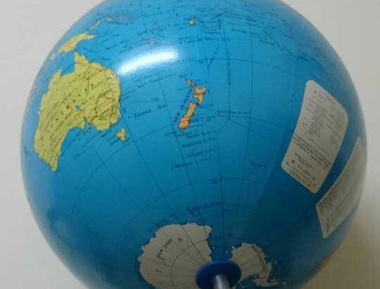 World Globe for decoration