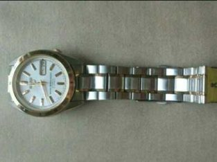 Golden watch for sale