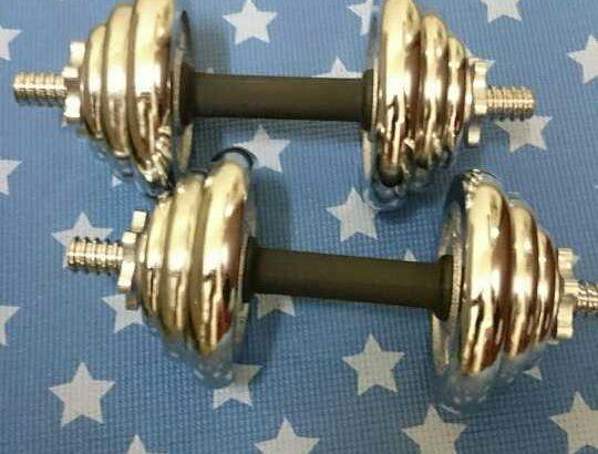 Workout Dummbells