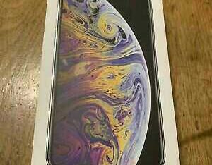 Apple iPhone Xs Max 256gb 512gb