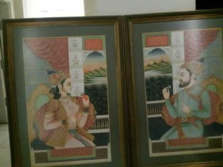 paintings pair