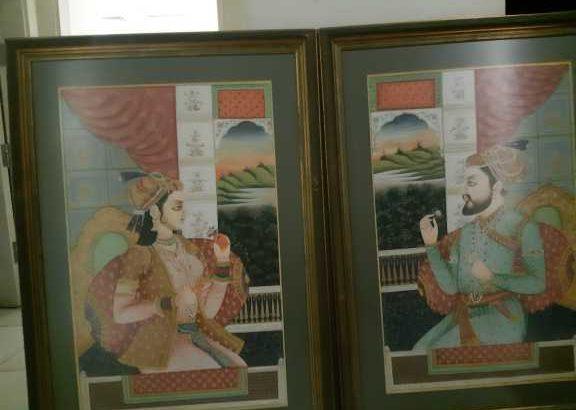 paintings pair