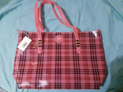 Bundle lovely beach bag/handbag plus sling bag
