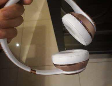 Apple Beats solo3 wireless