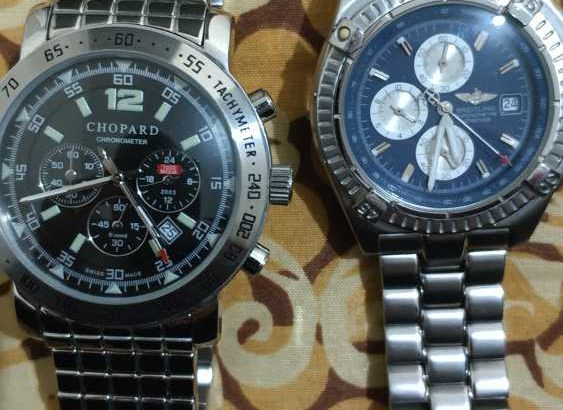 2 watches for sale.