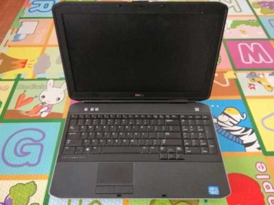 Dell latitude E5530 Core i5 3rd generation 4gb ram