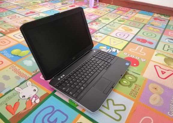 Dell latitude E5530 Core i5 3rd generation 4gb ram