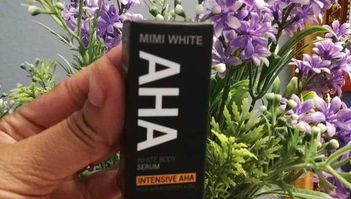 MIMI WHITENING SERUM FROM THAILAND