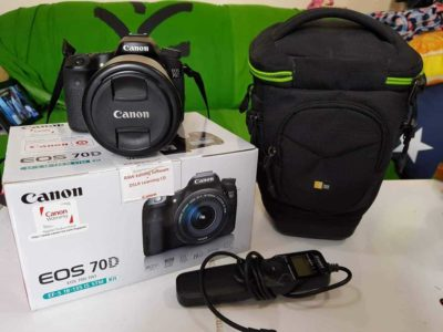 Canon DSLR Camera