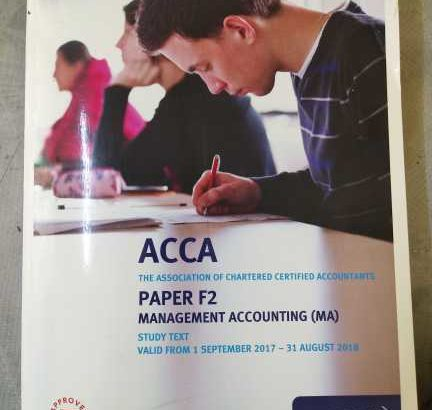 Accounting book for sale