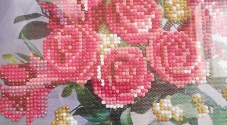 New Beads Embroidery Paintings