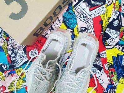 Adidas x Yeezy Boost 350 – Citrin