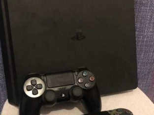 Playstation 4 slim console, 1TB. (3 months used only)