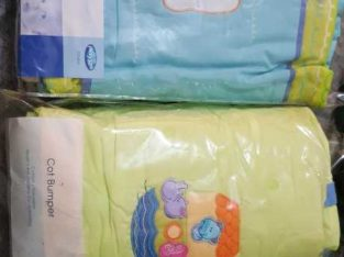 Brand New Cot Bumper 2 pcs