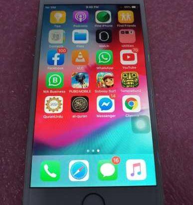 Iphone 6… 64gb Gold Colour