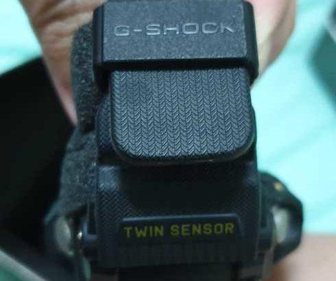 Gshock mudmaster