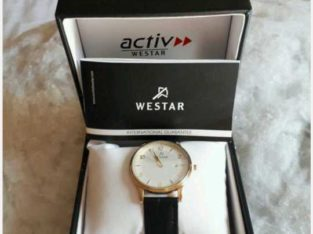 Brand New Westar active watch