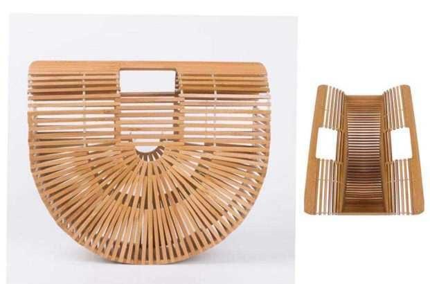 Ark Tote Bamboo Bag