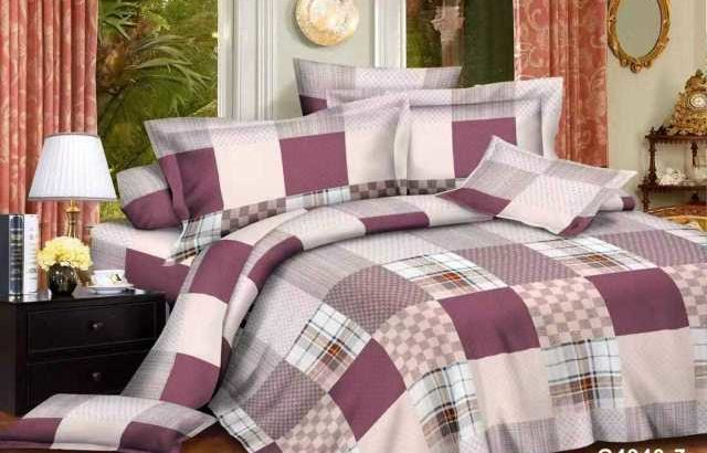 BEDSHEETS 100% COTTON