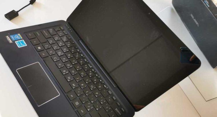 Asus T300 Chi transformer book laptop