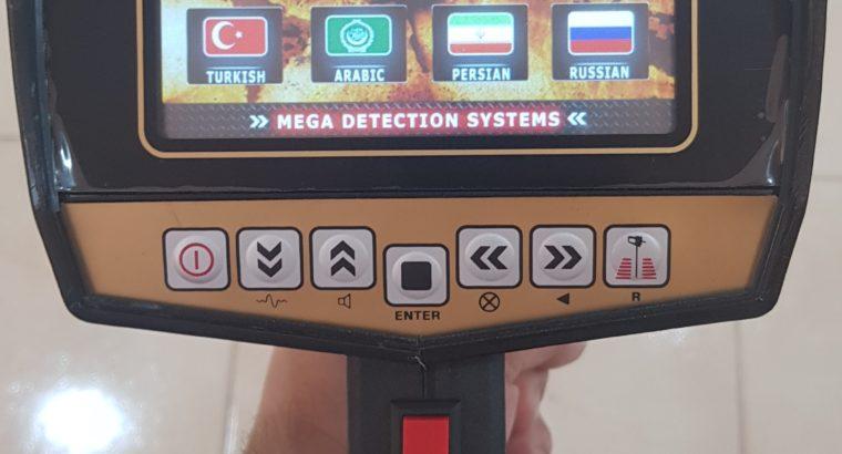 Mega Scan Pro gold detector