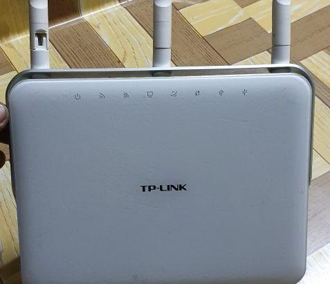 tplink archer c9 dual band router