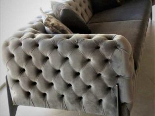 Sofa Set Grey