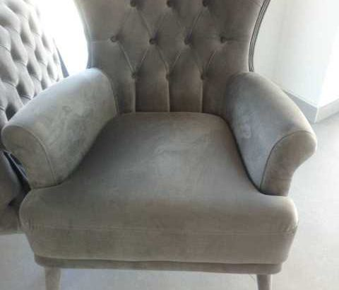 Sofa Set Grey