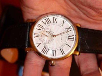 Cartier mster 3091