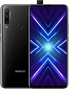 Honor 9x new model with pop up camera….less than  2 months used  with box and charger…