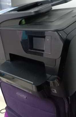 Hp office get pro8710 printer