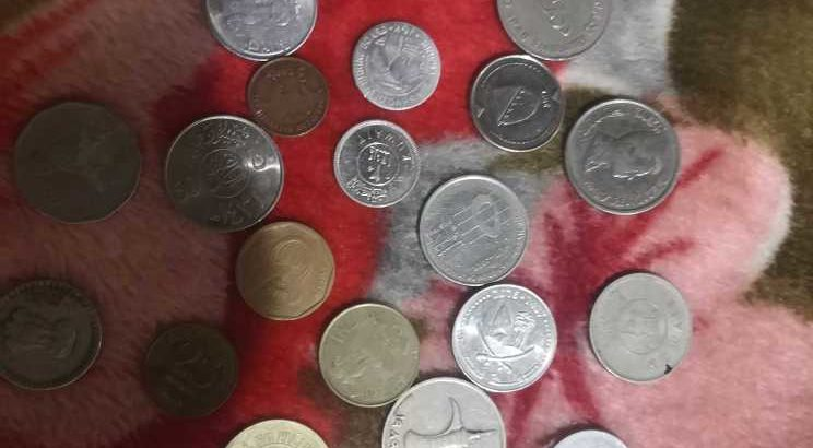 Coin collections