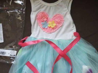 Toto frock for 1to 3years girl
