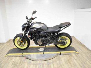 2018 YAMAHA MT-07 for sale