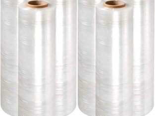 Shrink Wrap 4 pcs @ 100Aed full size