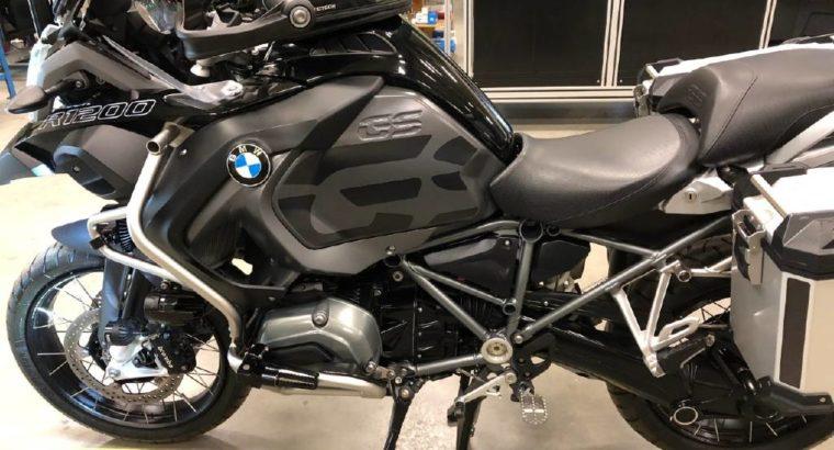 2017 BMW GS 1200