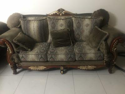 classic style sofa set