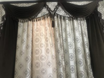 classic style curtain