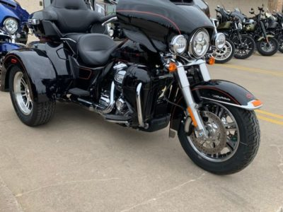 2018 Harley-Davidson Triglide available