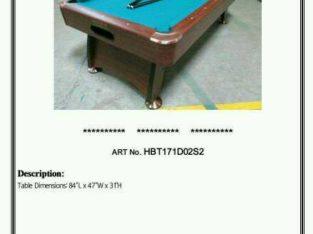 billiard table roma Italy