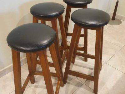 Kitchen wooden chairs