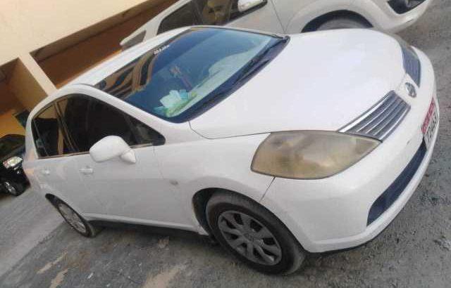 Nissan Tiida 2006 Model