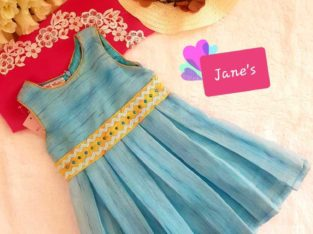 beautiful dress for baby girl