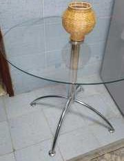 Glass Table for AED 100