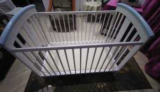 Baby Crib For AED 100