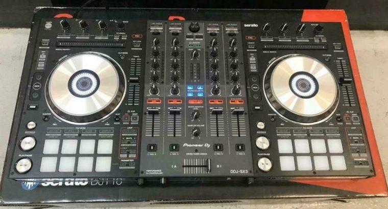 For Sale Pioneer DDJ SX3….$500 Pioneer XDJ RX2