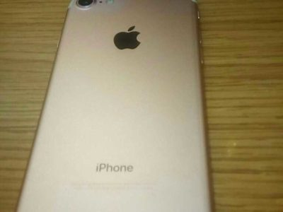 iPhone 7 32gb in a good conditions .price is fixed 470