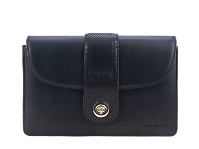 Leather Clutch Tooba