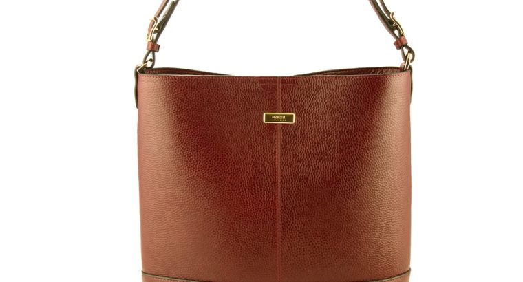 Leather Bag Shumino