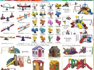 Outdoor and indoor toys